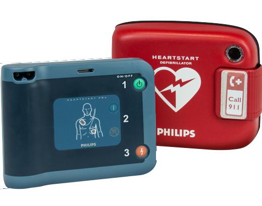 HEARTSTART FRX AUTO AED